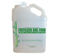 Deffender Organic Fertilizer Soil Food, 1 Gallon