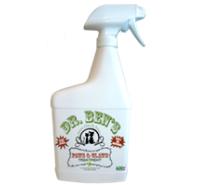 Dr. Bens Paws Claws Flea Tick Treatment One-32 ounce bottle