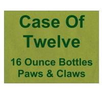 Dr. Ben's Paws & Claws, Flea & Tick Treatment Case of Twelve-16 ounce bottles