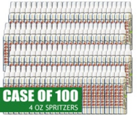 Case of 100 4 Ounce Spritzers