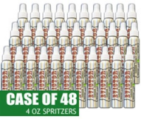 Case of 48 4 Ounce Spritzers
