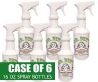 Indoor Formula, Case of Six 16 Ounce Bottles