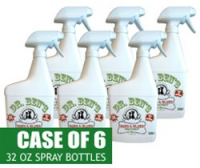 Indoor Formula, Case of Six 32 Ounce Bottles