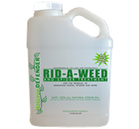 Deffender Rid-A-Weed / Spider Killer, 1 Gallon